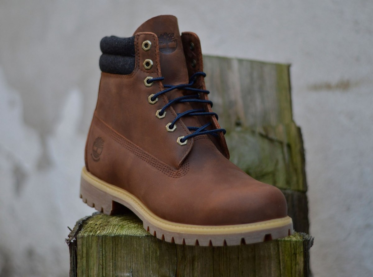 Détails sur Timberland 6 IN Double Collar A1QZJ Chaussures Hommes